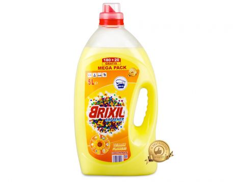 """BRIXIL"" - Softener Yellow Gel 5 l"