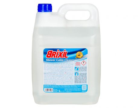 """Brixil"" Shower Cabin Cleaner 5000 ml"