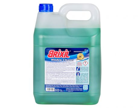 Brixil Window Cleaner  Nanotechnology  5000 мл