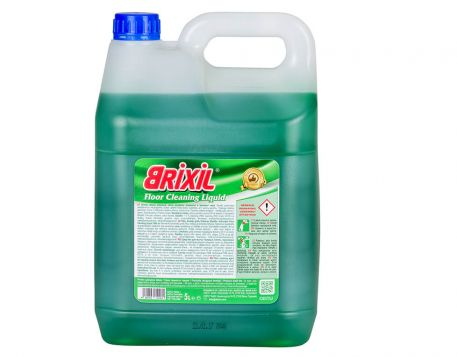 """Brixil"" Anti-static Floor Cleaning Liquid 5000 ml"