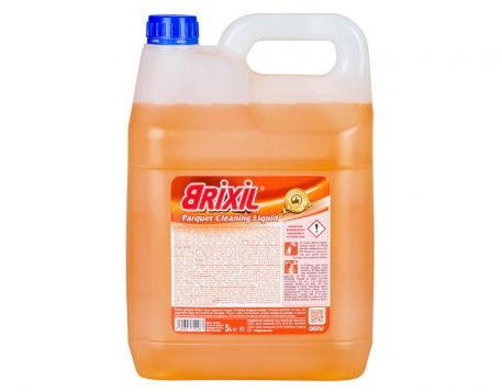 """Brixil"" Anti-static Parquet cleaning Liquid 5000 ml"