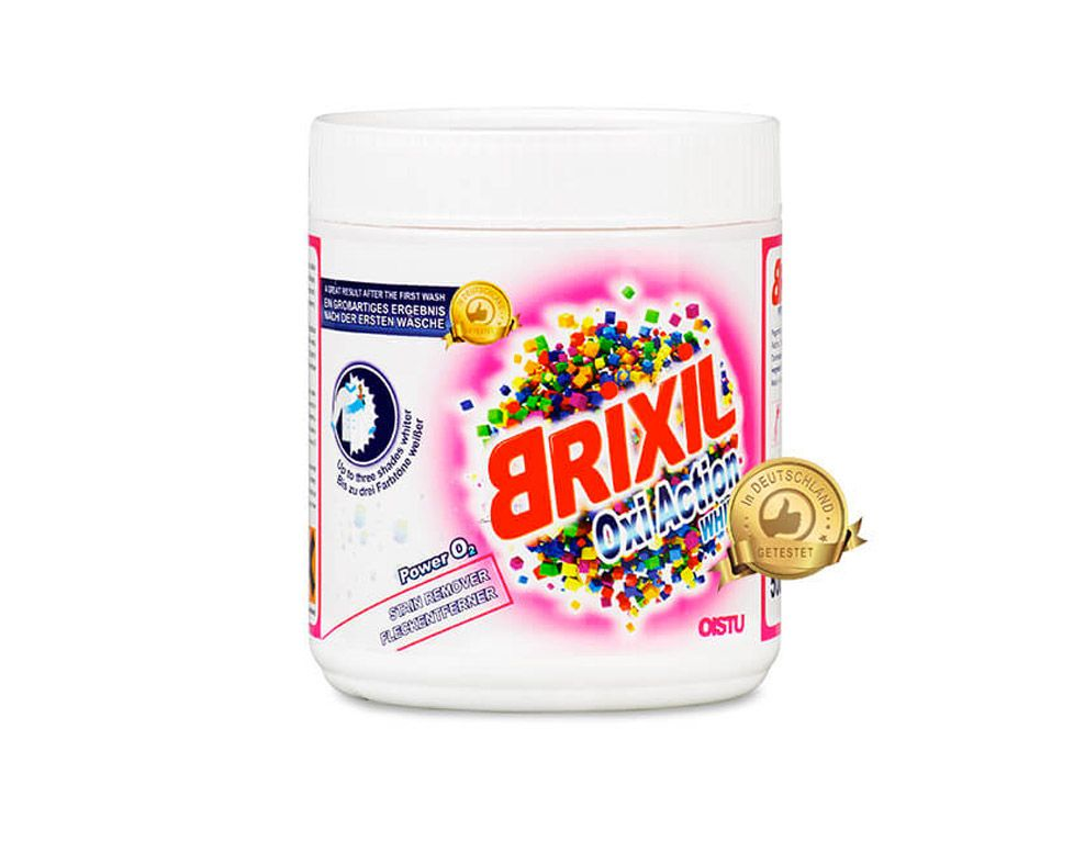 """BRIXIL"" - OxiAction White"